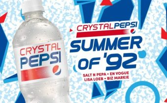 Episode #159: Crystal Pepsi