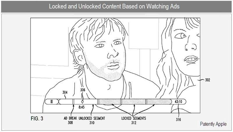Apple Prepares Ad Patent