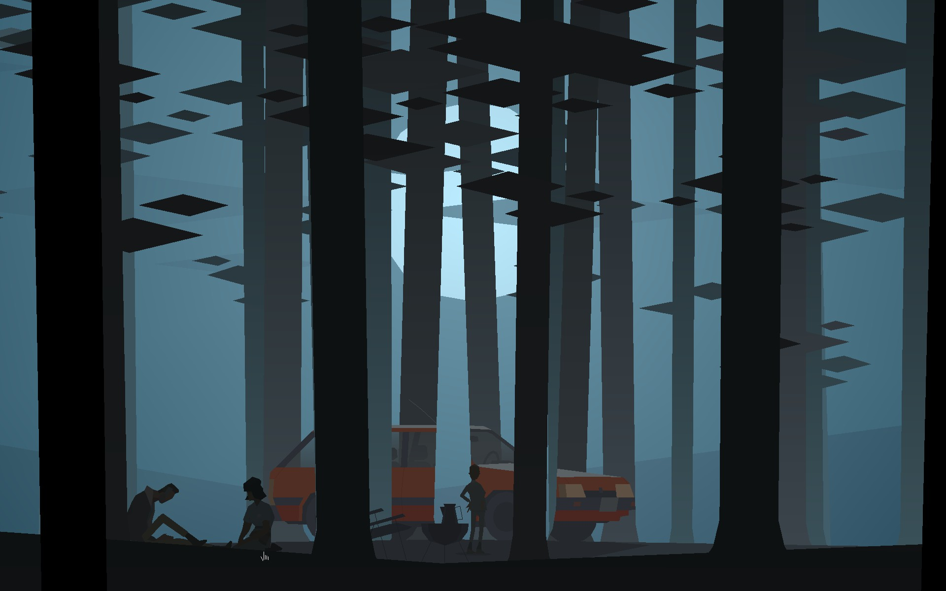 Mystery and the Mundane: Kentucky Route Zero Act I & II