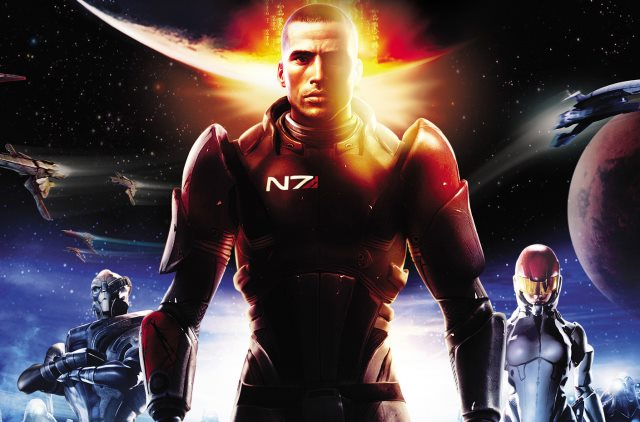 Mass Effect Series