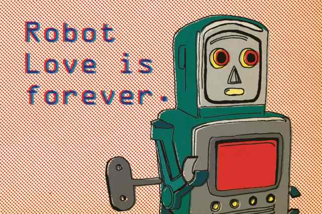 Episode #115: Robo-Love