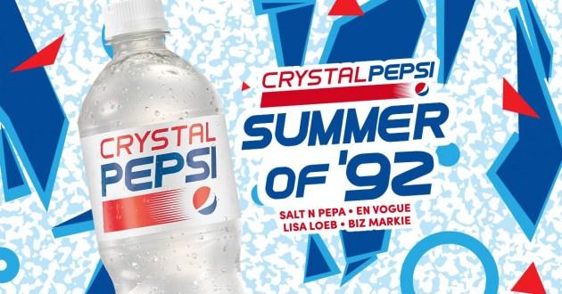Episode #159: Crystal Pepsi