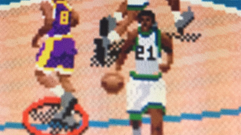 Episode #162: 16-Bit Basketball