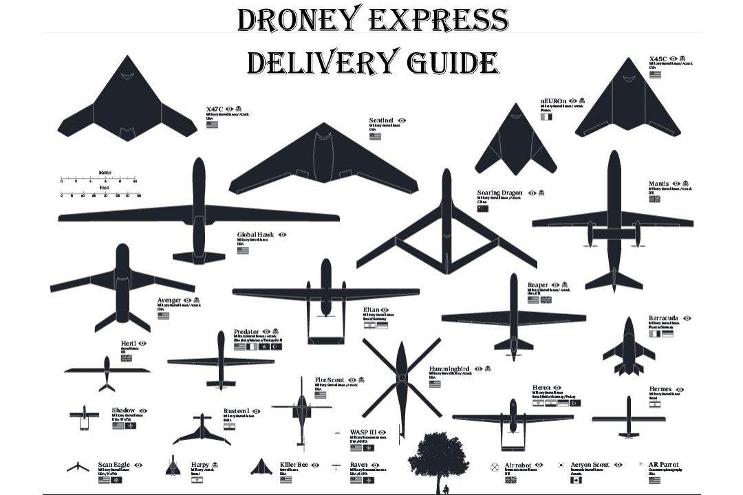 Episode #178: The Droney Express