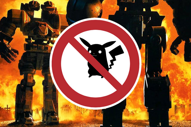 Episode #205: Don't Robo Jox and Go